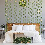 84 Ft 12 Pcs Artificial Ivy Garland Fake Vines with