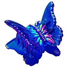 Butterfly Hair Clip - Assorted Colors (4 Pack)