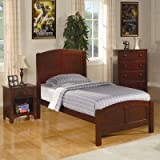 Coaster Home Furnishings 400291S Traditional Under Bed Storage, Brown and Cherry