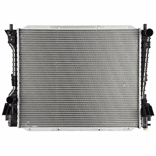 Klimoto Brand New Radiator fits Ford Mustang 2005-2013 3.7L 3.9L 4.0L V6 4.6L 5.0L V8 FO3010270 4R3Z8005CA 4R338005CE-SS Q2789 CU2789 RAD2789 DPI2789