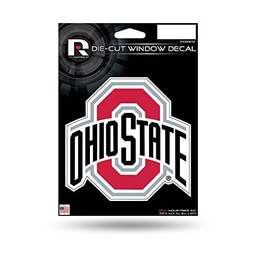 (NCAA Ohio State Buckeyes Die Cut Vinyl Decal)