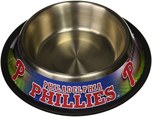 (Hunter MFG Philadelphia Phillies Dog Bowl)