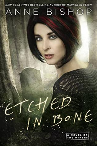 book cover of Etched in Bone