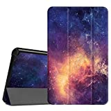 protective tab s - Fintie Samsung Galaxy Tab A 10.1 with S Pen Case - Ultra Lightweight Protective Slim Shell Stand Cover with Auto Sleep / Wake for Galaxy Tab A with S Pen 10.1 inch (SM-P580/ SM-P585), Galaxy