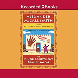 The Minor Adjustment Beauty Salon Audiobook