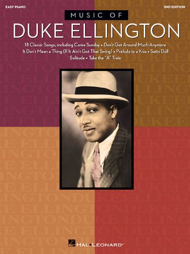 Sophisticated Lady Collection (Music of Duke Ellington (Easy Piano Composer Collection))