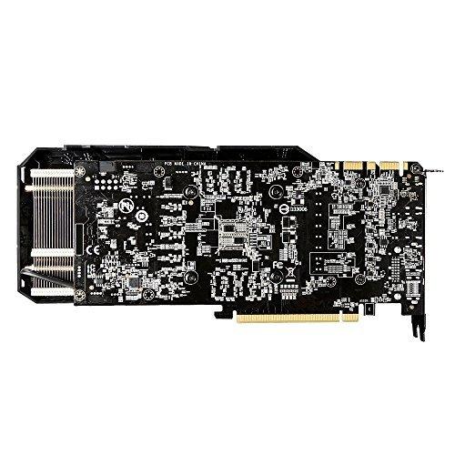 Gigabyte GeForce GTX 1070 WINDFORCE OC 8G REV2.0 Graphic Cards (GV-N1070WF2OC-8GD REV2.0) by Gigabyte (Image #4)