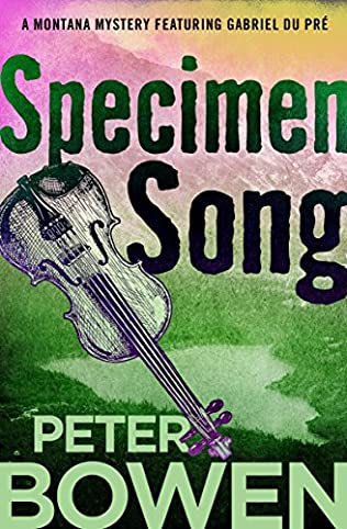 book cover of Specimen Song