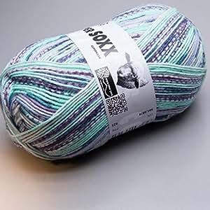 Lang Yarns Super soxx Color 4ply 0074/100g lana para calcetines