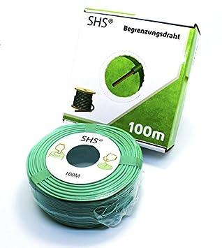 Begrenzungskabel 150 m Robuster Begrenzungsdraht für GARDENA Mähroboter Kabel