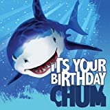 Creative Converting Shark Splash Happy Birthday Luncheon Napkins, 16 Count, Health Care Stuffs