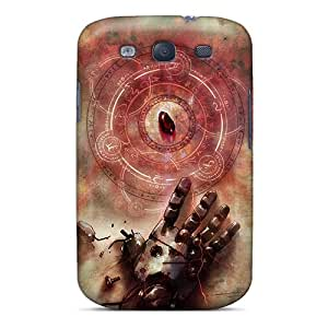 New Premium Harries Full Metal Alchemist Skin Case Cover Excellent Fitted For Galaxy S3