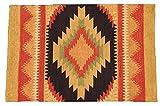 Southwest Design Jacquard Placemats 13''x19'' Set of 6 Placemats #20031909