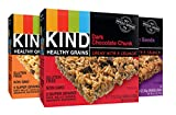 KIND Healthy Grains Bars, Variety Pack, Non GMO, Gluten Free, 1.2oz, 15 Count