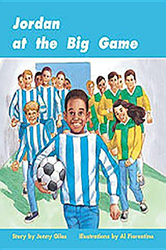Rigby PM Plus: Individual Student Edition Orange (Levels 15-16) Jordan at the Big Game PDF