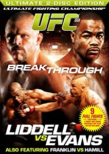 UFC 88: Breakthrough (Ultimate Two-Disc Edition) [Import]