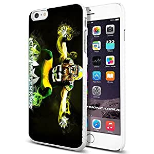 NFL Green Bay Packers Clay Matthews, Cool iphone 5s (+ , Inch) Smartphone Case Cover Collector iphone TPU Rubber Case White