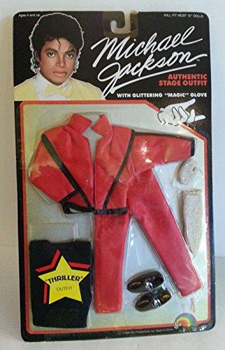 Mj Outfits (Vintage 1984 Michael Jackson