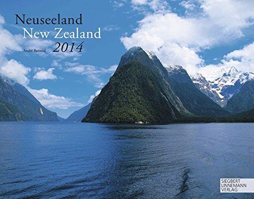 NEUSEELAND 2014: NEW ZEALAND 2014