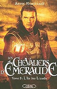 """Afficher """"Les chevaliers d'Émeraude n° 5 L'île des lézards"""""""