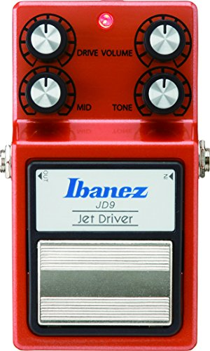 Ibanez JD9 9 Series Jet Driver Distortion (Driver Pedal)