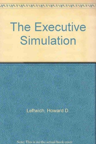 The Executive Simulation