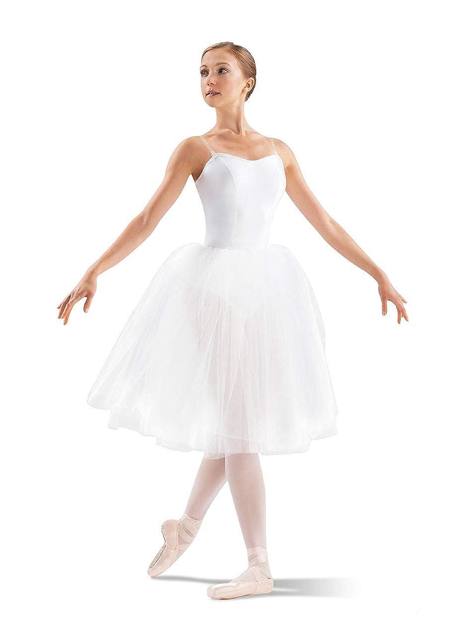 Leo Womens 24 Soft Tulle Juliet Dance Tutu Skirt