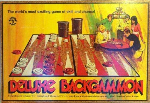 Deluxe Backgammon 1973 ()