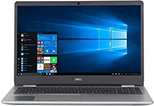 Dell Inspiron 15 5593 business laptop compueter, 15.6 Full HD display, 10th Gen Quad Core i5-1035G1, 8GB DDR4 RAM, 256GB Solid State Drive, Intel UHD Graphics Backlit Keyboard, Windows 10 Professional