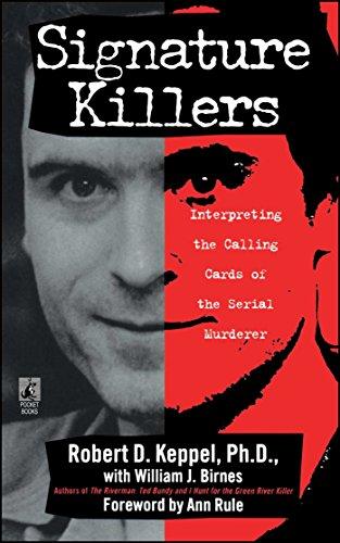 Signature Killers (Pocket Books True Crime) (Pocket Signature)