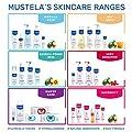 Mustela Musti Eau de Soin Spray, Gentle Fragrance for Baby, Subtle Citrus and Floral Notes, Alcohol-free, 1.69 fl. oz.