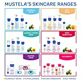 Mustela Body Firming Gel, Pregnancy Skin Care, with Natural Avocado Peptides, 6.76 Ounce