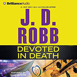 Devoted in Death Audiobook