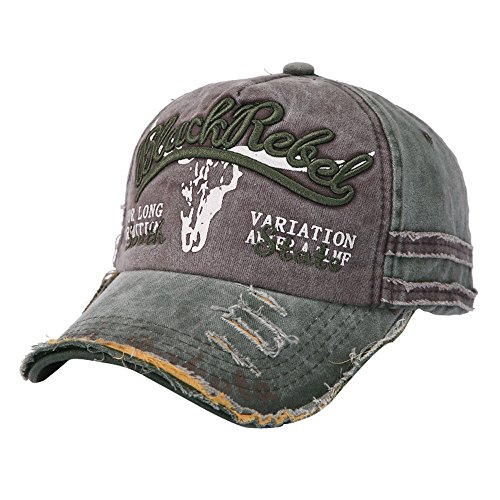 chocolate baseball cap - 3