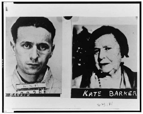 Photo: Kate ''''Ma'''' Barker Fred Barker mugshot Barker Gang - Vogue Can I Where Buy