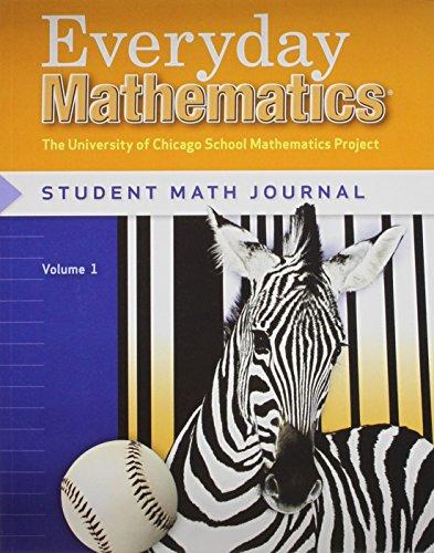 Everyday Mathematics, Grade 3, Student Materials Set (Journals 1 & 2)