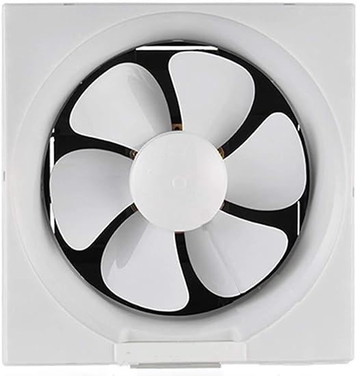 Mr.T Ventilador de Techo Extractor de ventilación silencioso baño ...