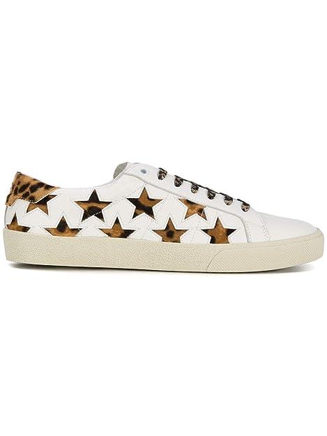 Laurent Donna Amazon Sneakers Bianco Saint 5337290m5f09299 it Pelle qvxzvF6 48c1a317507