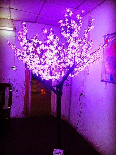 Pink Led Cherry Blossom Tree Light - 7