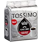King of Joe Dark Roast Coffee T-Discs for Tassimo