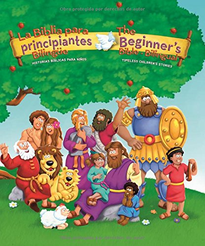 Price comparison product image La Biblia para principiantes bilingüe: Historias bíblicas para niños (The Beginner's Bible) (Spanish Edition)