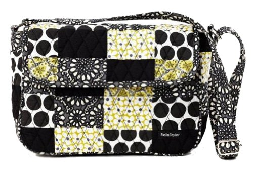 bella-taylor-chartreuse-quilted-cotton-flap-floral-geometric-pattern-purse-handbag-with-shoulder-str