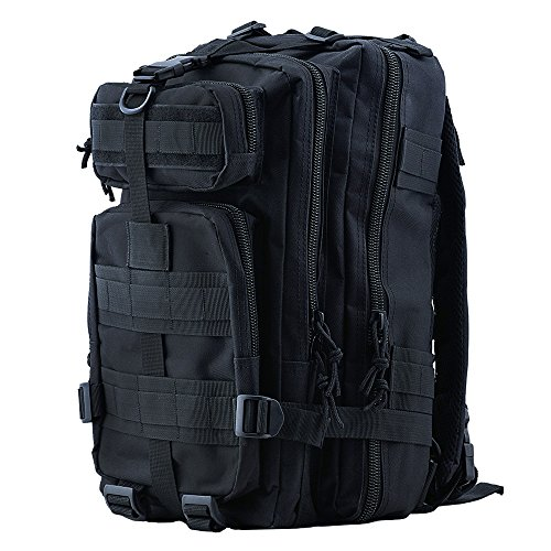 30L Army Tactical Combat Backpack Outdoor Trekking Army Backpack - 6