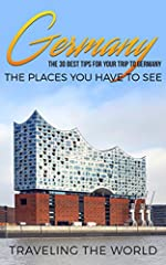 ★ ★ ★ This Book is FREE – for Kindle Unlimited Users ★ ★ ★Make Your Journey To Germany The Best PossibleYou want to exactly know where to go and what to do? You found the right bookIt's stressful for some people travelling to another country ...