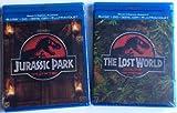 Jurassic Park & The Lost World - Blu-ray