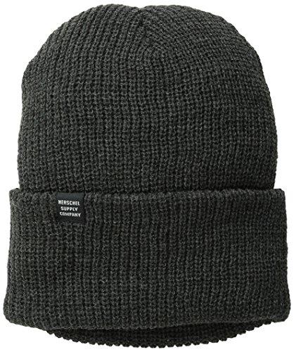 herschel-supply-co-mens-quartz-knit-beanie-charcoal-one-size