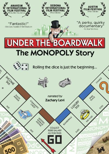 Price comparison product image Under the Boardwalk: The Monopoly Story
