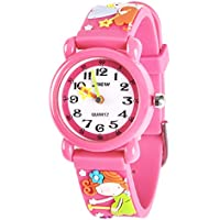 MICO Kids Waterproof Watch, 3D Lovely Cartoon Watch for Girl and Boy, 2018 The Best Gifts