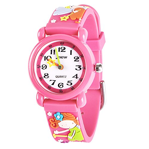 Christmas Gifts for 3 4 5 6 7 8 9 Year Old Girls, Girls Watch Gifts for 4-11 Year Old Girl