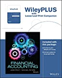 Financial Accounting in an Economic Context, 10e WileyPLUS Registration Card + Loose-leaf Print Companion